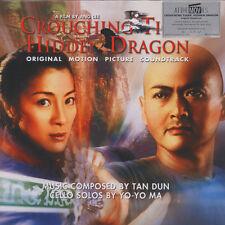 Tan Dun - OST Crouching Tiger, Hidden Dragon (Vinyl LP - 2000 - EU - Reissue)