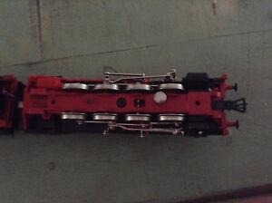 FLEISCHMANN-H0-Locomotive-a-Vapeur-REF4145-excellent-etat-dans-sa-boite