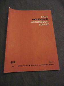"""Lernheft f. Akkordeon """"NEUE HOLZSCHUH Akkordeon Schule,Bd.2"""" - Schleswig-Holstein, Deutschland - Lernheft f. Akkordeon """"NEUE HOLZSCHUH Akkordeon Schule,Bd.2"""" - Schleswig-Holstein, Deutschland"""