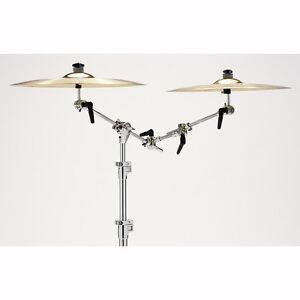 DW-Drum-Workshop-DWSM2012S-Puppy-Bone-Techlock-Extension-w-Short-Cymbal-Arm