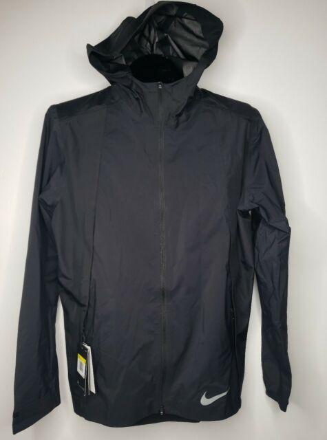 Mens Nike Zonal Aeroshield Running Jacket 857808-652 Port Wine Brand New Size S