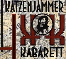 Katzenjammer Kabarett - Debut [New CD] With Book, Digipack Packaging