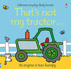 That's Not My Tractor by Fiona Watt (Board book, 2010)