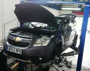 Chevrolet Orlando 2 0 Vcdi Auto Gearbox Supply And Fitted 2010 14
