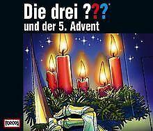 Der-5-Advent-von-Die-Drei-CD-Zustand-gut