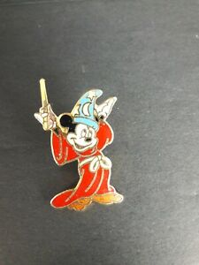 disney trading pin mickey mouse sorcerer/'s apprentice fantasia epcot hat classic