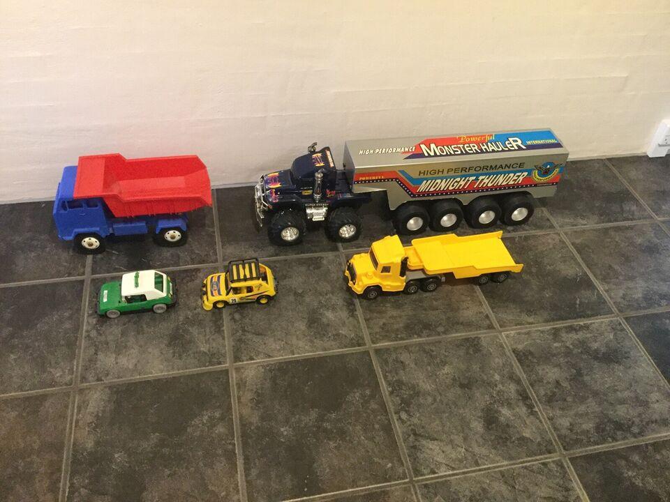 Andet legetøj, Lille legetøjs samling