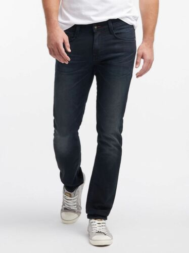 Mustang Oregon Tapered K Uomo Jeans w28-to-w38//* WOW *//rinsed Slavati