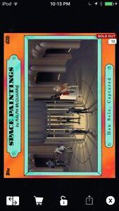 Topps Star Wars Digital Card Trader Gray Party Paintings 2 Insert Award