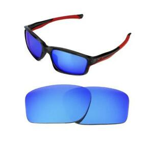 674bc2cdf5 NEW POLARIZED REPLACEMENT ICE BLUE LENS FOR OAKLEY CHAINLINK ...