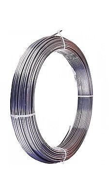1 Rolle 148m 20kg Aluminiumdraht AlMgSi /ø 8mm f/ür Blitzschutz