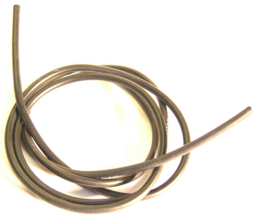 12AWG 12 AWG RC Battery Insulated Flexible Silicone Wire Cable 1 Meter Black 1M