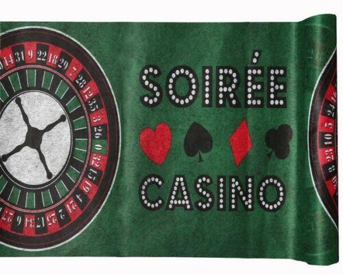 Mesa mesa de banda alfil casino fiesta de temas tarjetas poker mantel Mantel