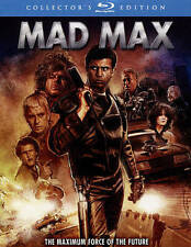 Mad Max (Blu-ray Disc, 2015, Collectors Edition)