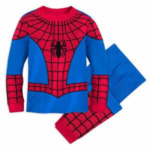 Disney Store Planes Boy 2 PC Long Sleeve Tight Fit Cotton Pajama Set Size 6