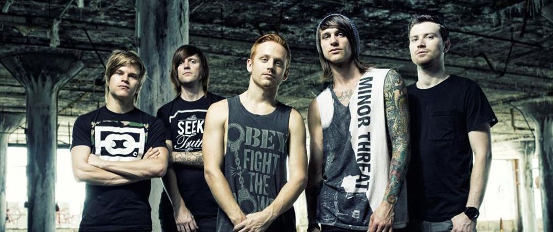 Blessthefall with The Word Alive, Ded, Thousand Below and A War Within