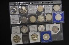 Polen Sammlung von 15 Münzen 100 bis 1000 Zloty st oder PP