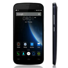 "4.5""DOOGEE X3 Android 5MP Quad Core Dual Sim 8GB GPS WiFi Unlocked 3G Smartphone"