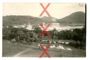 KREUZER-EMDEN-orig-Foto-Hafen-Pulang-Sabang-Sumatra-Indonesien-1926-28