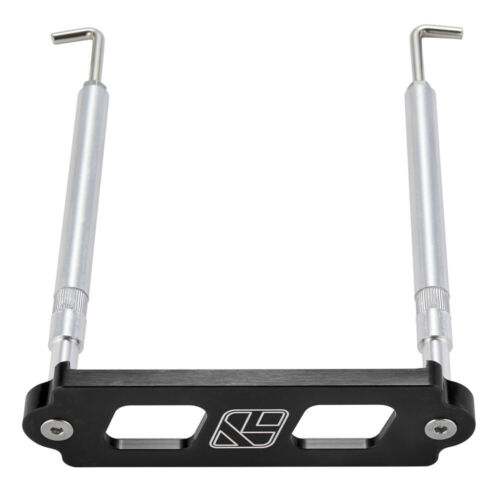 Stainless Tray Hook For Honda Civic Integra Battery Tie Down Kit Hold Down Rod