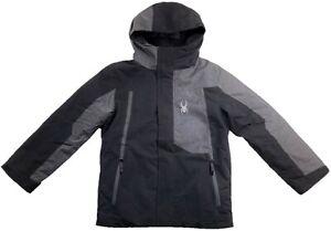 Big Kids Spyder Youth Boys/' Elevate Flyte Full Zip Insulated Jacket