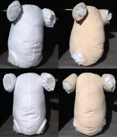 "Beige or White Body for 3/4 Arm & Open Leg Reborn Baby All Sizes 14"" to 22"""