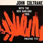 John Coltrane with the Red Garland Trio by John Coltrane/Red Garland Trio (Vinyl, Jan-2014, Analogue Productions)