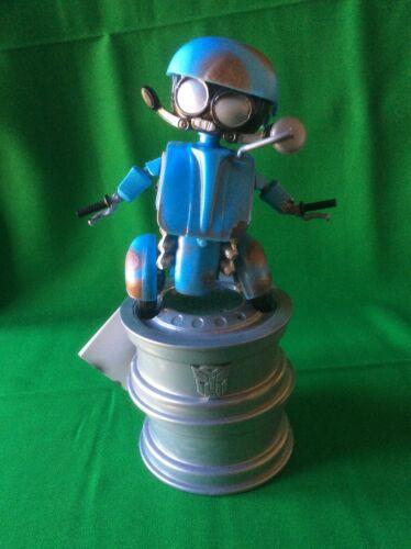 HM Transformers Autobot Dancing Sqweeks Music Motion Aux Speaker  LAST KNIGHT
