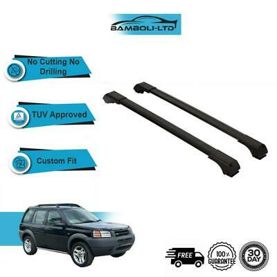 Roof Bars Roof Rails To Fit Land Rover Freelander 98-06