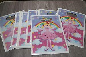 Fairy-Princess-Loot-Party-Bags-10-X-15-Packs-150-Bags-In-Total-Job-Lot
