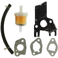 Carb Insulator Gaskets Fuel Filter For Chicago Electric 98452 65414 Generator