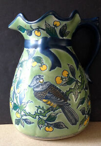 Formalities by Baum Bros. Pear Tree Bird Collection Wall Vase | eBay