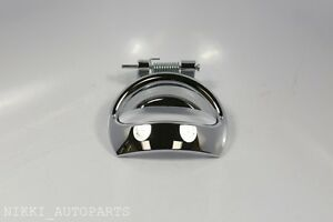 Chrome left inside door handle for chevrolet hhr 2006 2011 front rear ebay for 2006 chevy hhr interior door handle
