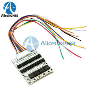 Max-40A-Balance-Battery-Protection-Board-BMS-PCB-For-36V-10S-10Packs-Li-ion-Cell