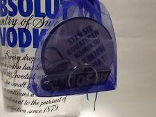 Absolut Vodka Blau mit Anhänger 700 ml  40% selten