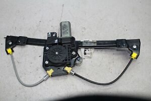 BMW 3er E90 Window Regulator Motor Rod Rear Left 1060078 900544