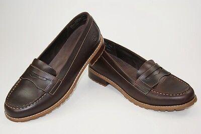 Timberland Slipper Delma Penny Loafer Damen Schuhe Mokassins Earthkeepers 21630 | eBay