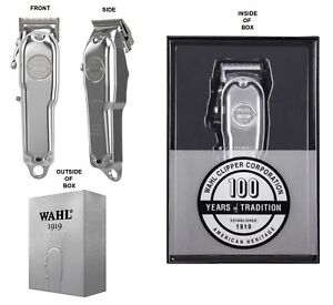 Wahl-100-Year-Anniversary-Clipper-100-240V-50-60HZ-Limited-Edition-81919
