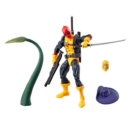 Marvel Legends NEW BAF Sauron 6-Inch Figure X-Men Deadpool Madcap