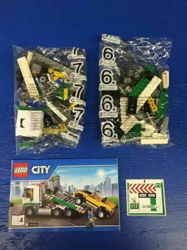 LEGO 60097 CITY SQUARE-TOW TRUCK /& CAR /& MINIFIG *NEW