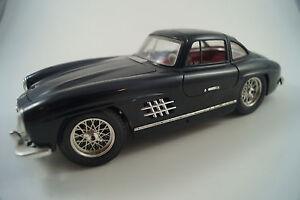 BBURAGO-Burago-modello-di-auto-1-18-Mercedes-Benz-300-SL