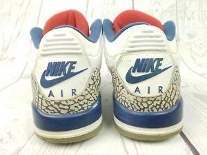 new style 22d49 59635 Image is loading Nike-Air-Jordan-3-III-Retro-OG-White-