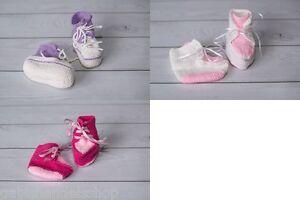 Baby Socken Erstlingsschuhe Baby Chucks Schuhe Shoes Sneakers Krabbelschuhe 1