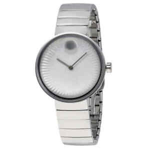 Movado-Edge-Silver-Dial-Stainless-Steel-Ladies-Watch-3680012