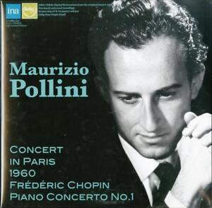 MAURIZIO-POLLINI-amp-PAUL-CHOPIN-PIANO-CONCERTO-NO-1-JAPAN-LP-Ltd-Ed-X23