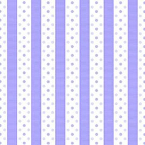 Sausalito raya imprimir Tela para proyecto de Casa de Muñecas 100/% algodón 13067 cornflow
