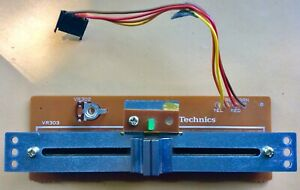 TECHNICS-SL1210-SL1200-MK2-ORIGINAL-EQUIPMENT-PITCH-SLIDER-INC-TRIM-3