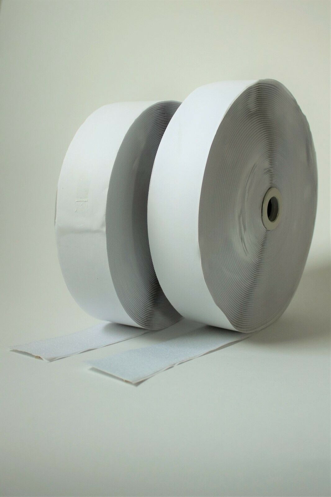 Nastro Velcro FELPATE E GANCI BIANCO 50mm x 25m