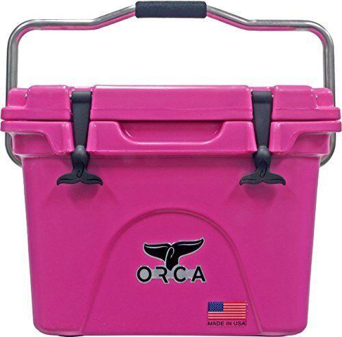 ORCA Extra Heavy Duty Cooler, Rosa, 20-Quart
