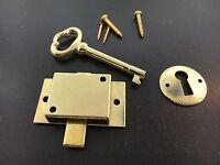 Grandfather Clock Door Key Lock Set For Howard Miller Ridgeway Sligh